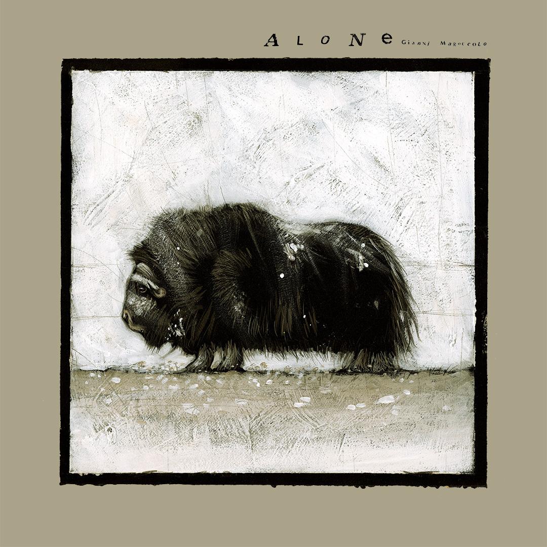 Alone Vol I – Cover Tundra con titolo e nome 1080 px