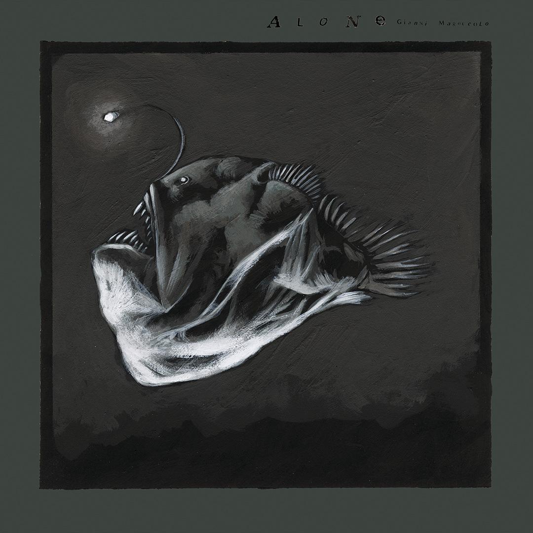Alone Vol II – Cover Abisso con titolo e nome 1080 px
