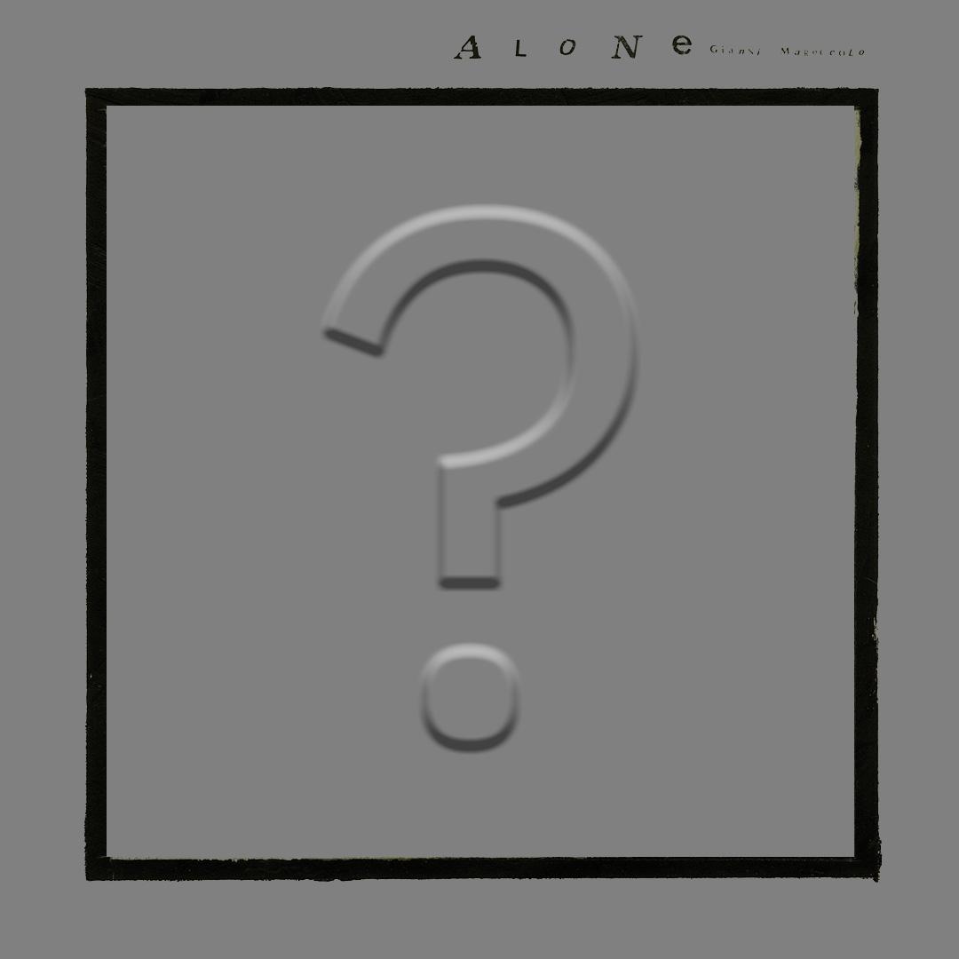 Gianni Maroccolo – Alone Vol III – Gatefold LP.indd